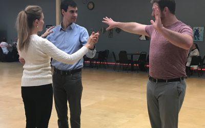 Getting Started with Ballroom Dancing in Knoxville is Easy!